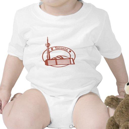 Sello de Toronto Trajes De Bebé