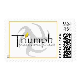 Sello de Triumph