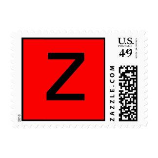 Sello de Z