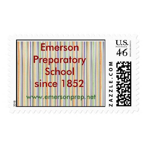 Sello del alcohol de Emerson