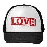 Sello del amor - FB especial del gf del cupid del  Gorros
