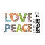Sello del amor y de la paz