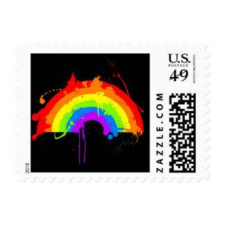 ¡Sello del arco iris