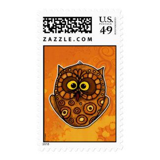 sello del búho