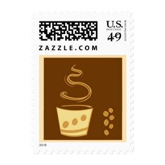 Sello del café