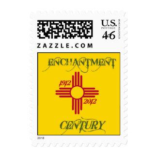 Sello del Centennial 100 de New México