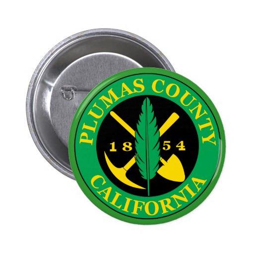 Sello del condado de Plumas Pins