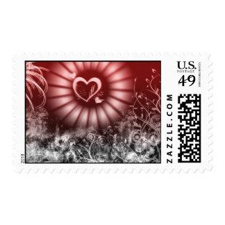 sello del corazón