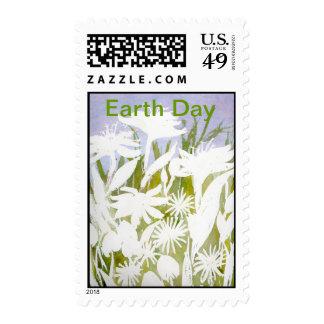 Sello del Día de la Tierra