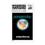 Sello del día de Pangea