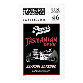Sello del diablo tasmano AA FA de los marcapasos