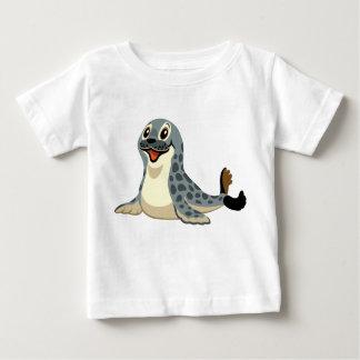 sello del dibujo animado camisetas