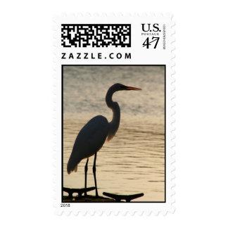 Sello del Egret