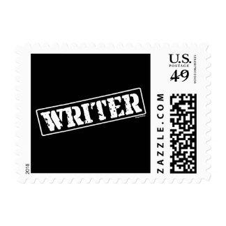 Sello del escritor