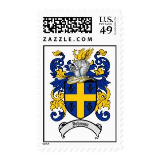 Sello del escudo de armas del escudo de la familia