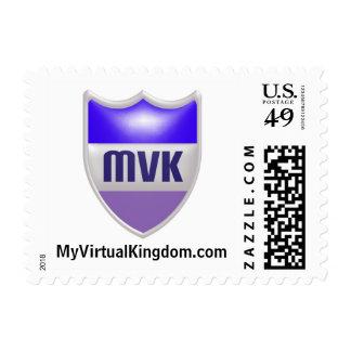 Sello del escudo de MyVirtualKingdom