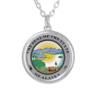 Sello del estado de Alaska Collar