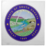 Sello del estado de Dakota del Sur