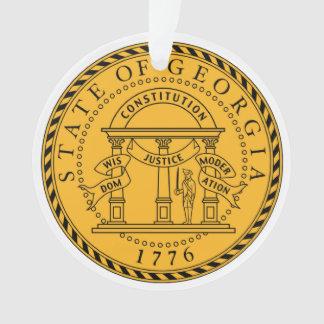 Sello del estado de Georgia