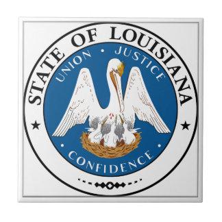 Sello del estado de Luisiana