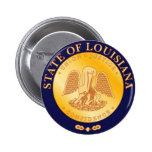 Sello del estado de Luisiana Pin