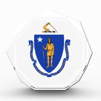 Sello del estado de Massachusetts