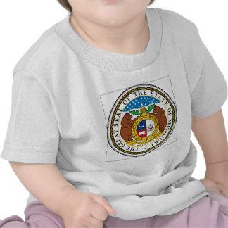 Sello del estado de Missouri Camiseta