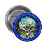 Sello del estado de Nevada Pins
