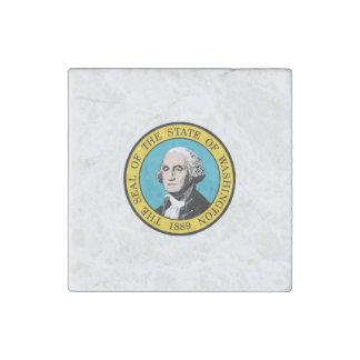 Sello del estado de Washington Imán De Piedra