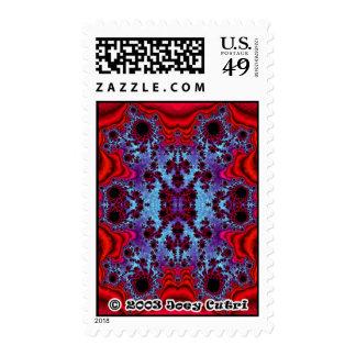 Sello del fractal FS~12 (medio)