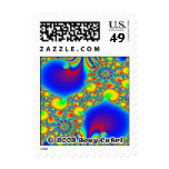 Sello del fractal R~07 (pequeño)