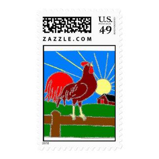 sello del gallo y del sol