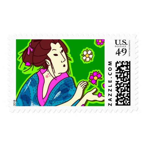 sello del geisha