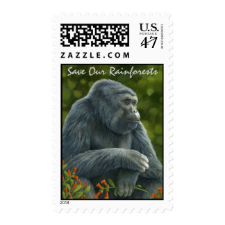 Sello del gorila
