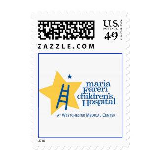 Sello del hospital de niños de Maria Fareri