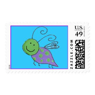 Sello del insecto de Buggie