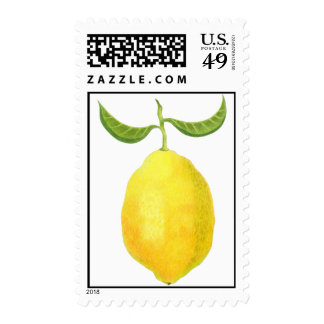 Sello del limón