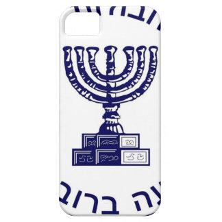 Sello del logotipo de Mossad (הַמוֹסָד) iPhone 5 Funda
