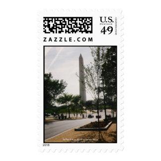 Sello del monumento de Washington