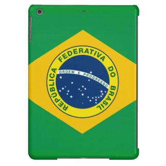 sello del nacional del Brasil Funda Para iPad Air