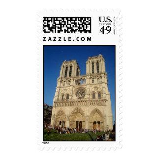 Sello del Notre Dame de Paris