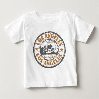 Sello del orgullo de Los Ángeles California Remeras