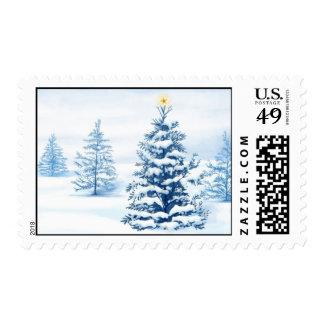 sello del país de las maravillas del invierno