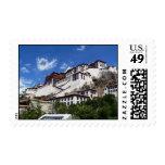 Sello del palacio Potala en Lasa, Tíbet