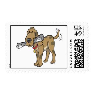 sello del perro