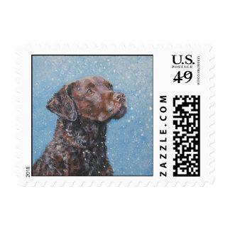 sello del perro perdiguero de bahía de Chesapeake