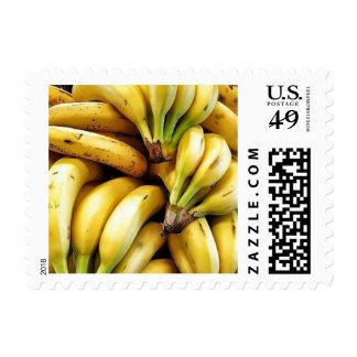 Sello del plátano