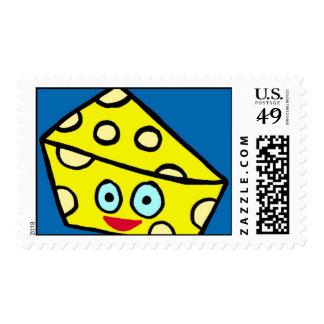 sello del queso