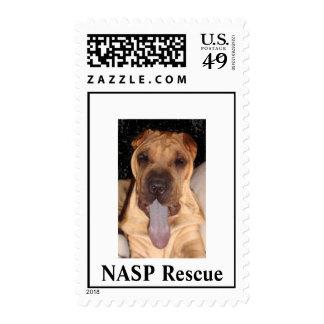 Sello del rescate de NASP