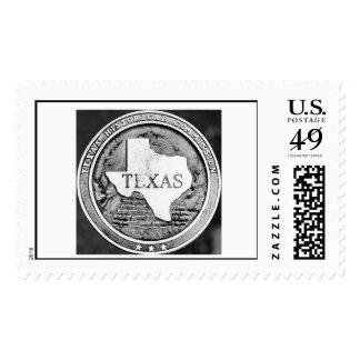 sello del sello de Tejas